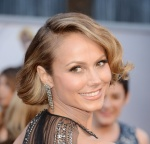Stacy Keibler 2013 Oscars Make Up by Matthew VanLeeuwen